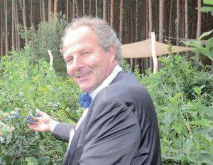 Prof. Dr. agr. Fritz-Gerald Schröder - Foto: Spargel- und erlebnishof Klaistow