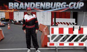 """Er ist einer der wenigen Starter, die alle zehn Rennen fuhren: Hans-Peter Zielke von den """"Hypo-Helden"""""""